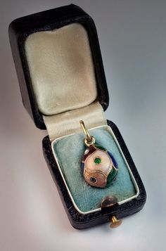 Jubilee faberge egg love this bebe eggs faberg antique faberge egg pendant c 1890 aloadofball Images