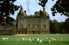 Topsy Turvy: The Magic of Madeleine Castaing - Houghton Hall Norfolk