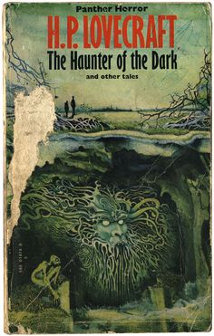 yet another interesting lovecraft book cover