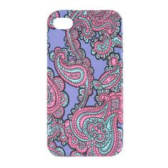 Printed case for iPhone 4 #jcrew