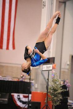 Jaden Miller  gymnast, gymnastics  2012 Junior Olympic NIT #KyFun