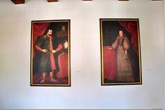 Báthory Erzsébet-Elizabeth Bathory and Ferenc Nádasdy.