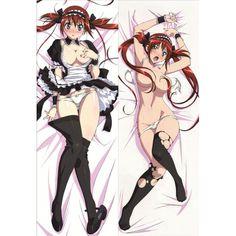 Queen's Blade Airi Dakimakura Anime Pillow Case