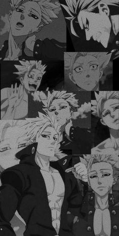Seven Deadly Sins Anime, 7 Deadly Sins, Cute Anime Guys, Anime Love, Chobits Anime, Ban Anime, Seven Deady Sins, Cute Pokemon Wallpaper, Anime Boyfriend