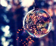 Palle di Natale in #vetro - #Glassislife