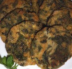 Medaglioni di verdure autunnali