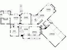 images about House Floor Plan Ideas on Pinterest   Floor    Dream house floor plan