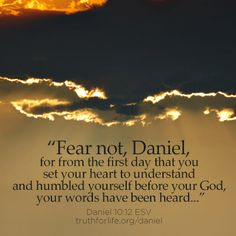 Daniel was the epitome of godly resistance. His uncompromising faithfulness was used powerfully by God.