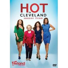 Hot in Cleveland: Season Three (TV Land)thus show is so funny love Betty white