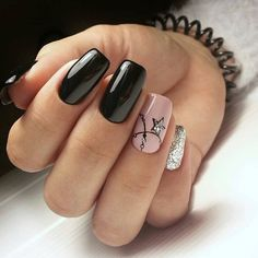 natural summer pink nails design for short square nails 30 Related Square Nail Designs, Elegant Nail Designs, Short Nail Designs, Nail Art Designs, Nails Design, Gelish Nails, Nail Manicure, Pink Nails, Vernis Rose Gold