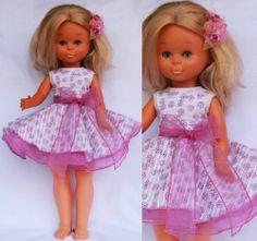NANCY . VESTIDO PARA TU NANCY...PRECIOSO!!!!! | eBay