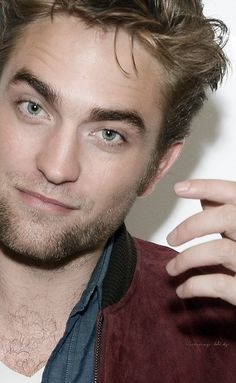 Rob at the Photo Call at the Q&A for 'The Rover' today at BFI Southbank in London. 8-6-14 (110)  Now… keep breathing!!!!