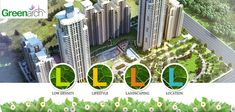 #Greenarch_Residential_Project Book Your #Dream #Home Call Now +91 801 0442 200  More details visit at -http://www.newwayhomes.in/