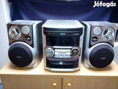 Eladó Philips FW C390 CD-s hifi torony rádió és kazetta lejátszóval: Eladó egy darab használt Philips FW C390 CD-s hifi torony rádió és kazetta lejátszóval. A CD tár nem csukódik be teljesen.   Székesfehérváron megoldható személyes átvétel.