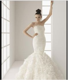 Robe de Mariée Inspiration Couture Rosa Clara Collection Two 2011