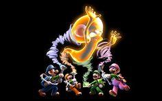 Official Site - Luigi's Mansion: Dark Moon for Nintendo 3DS