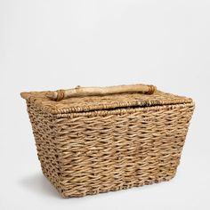 BANANA LEAF BASKET - Baskets - Bathroom | Zara Home United States