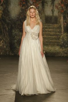 Beaded organza wedding gown by Jenny Packham for 2016 Bridal Collection Jenny  Packham Bridal 4837a2985c89