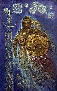 Alexey Ulturgashev'in çizimleri Eagle Art, Norse Symbols, Spirited Art, Visionary Art, Sacred Art, Psychedelic Art, Anime Art Girl, Ancient Art, Rock Art