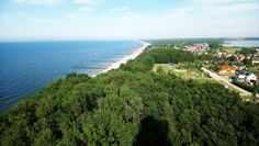 Wonderful view ❤️ Lighthouse. Niechorze, Poland 🔭
