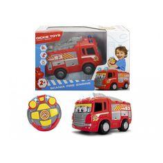 Dickie - Happy RC Brandweerwagen (27cm) | Toys & Toys