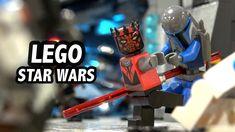 Lego Shirts, Lego Clones, Lego Videos, Lego Spaceship, Star Wars Models, Lego Castle, Star Wars Images, Made Video, Clone Wars