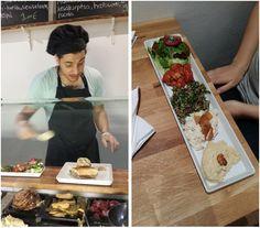 Helsinki blog uudet & kivat ravintolat mm. Levantin meze-annos. visithelsinki