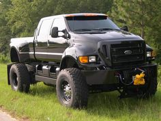ford f650 | Ford F650  Now, This, is a TRUCK!