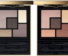 YSL Couture Contouring Palettes for Fall 2016