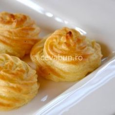 Reteta cartofi duchesse (ducesa)