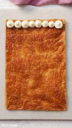 2 hours · Vegetarian · Mil hojas Pastry Recipes, Cake Recipes, Dessert Recipes, Cooking Recipes, Coconut Desserts, Just Desserts, Delicious Desserts, Millefeuille Recipe, Dessert Restaurants