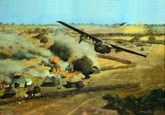 Fire Force: Before the infantry were inserted via helicopter, a forward unit controlled the Lynx to coordinate effective fires onto targets within the area of operations. Military Photos, Military Art, Military History, South African Air Force, Aircraft Design, Fighter Aircraft, Aviation Art, Places Of Interest, Military Aircraft