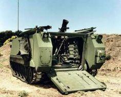 M1064 mortar carrier | M1064 Mortar Carrier
