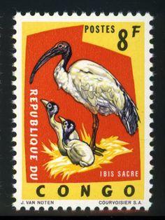 Congo Stamp
