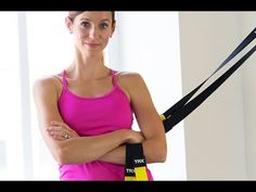 If you're curious about TRX, but not sure what to expect, let Real Mom Model Jean walk you through the top 10 exercises you'll see in a class. TRX, or total body resistance exercise, will help you work on strength, cardio via plyometrics and stretching. You can modify or advance moves by simply [...]