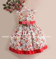 Resultado de imagen de vestidos floreados paraniñas