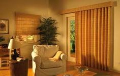 What are the preferred window treatment options for glass sliding or patio doors?  What is the price range for these window treatments?  And, what are some recommendations for measuring and installing these window treatments?
