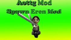 Download Video AoTTG Spawn Eren Titan Mod v07292014