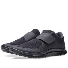 Nike Free Socfly (Black & Anthracite)