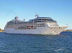 PACIFIC PRINCESS, type:Passenger (Cruise) Ship, built:1999, GT:30277, http://www.vesselfinder.com/vessels/PACIFIC-PRINCESS-IMO-9187887-MMSI-310504000