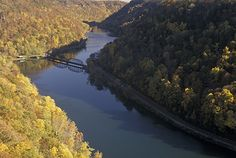 7. New River Gorge National River