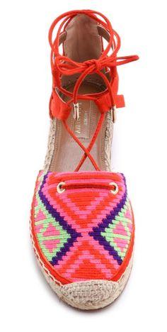 Aquazzura - Belgravia woven and cutout suede espadrilles Coral Sandals, Shoes Flats Sandals, Espadrille Shoes, Shoe Boots, Ballet Flats, Bicycle Workout, Cinderella Shoes, Blue Pumps, Colorful Shoes