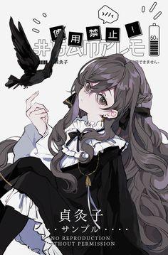 original works, girl, young girl / 友 - pixiv Manga Anime Girl, Art Anime, Anime Girl Drawings, Kawaii Anime Girl, Anime Chibi, Manga Art, Anime Girls, Anime Oc, Touko Pokemon