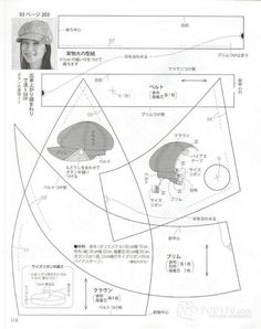 Japanese book and handicrafts - Lady Boutique 2015 Hat Patterns To Sew, Dress Sewing Patterns, Cape Pattern, Modelista, Japanese Books, Book And Magazine, Hat Making, Ladies Boutique, Japanese Fashion