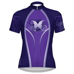 Primal Wear - Chrysalis Women's Cycling Jersey Women's Cycling Jersey, Cycling Wear, Cycling Jerseys, Cycling Outfit, Cycling Clothing, Primal Wear, Bike Shirts, Got The Look, Unique Outfits