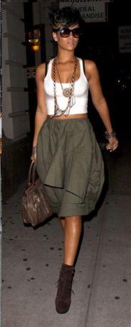 Rihanna styles