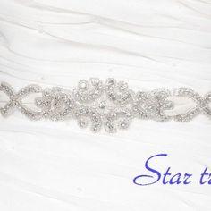 Cinturones para vestidos de novias