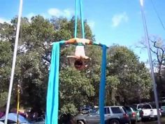 Lucidity Aerial Performance - YouTube