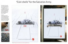 Salvation Army - Interactive Coin Bed