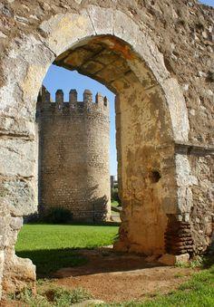 Castelo de Serpa - Alentejo - Portugal